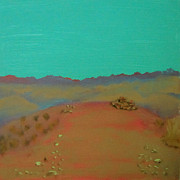 Keith Thue Art - Desert Overlook by Keith Thue