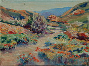 Thomas Bertram POOLE - Desert Spring Flowers...