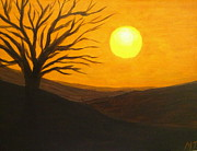Michelle Treanor - Desert Sunset