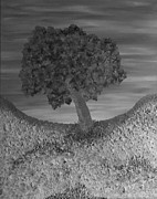Jilly Curtiss - Desert tree night
