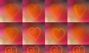 Valentines Day Digital Art - Designs By DAmico Number Six by Maryann  DAmico