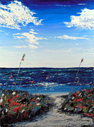 Pallet Knife Originals - Desoto by David Sigel