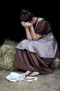 Mennonite Photos - Despair by Stephanie Frey