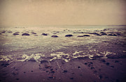 Beach Scenery Metal Prints - Destined to Be Metal Print by Laurie Search