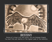 Destiny Drawings Prints - Destiny_V2 Print by Jalal Gilani
