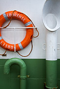 Daily Life Framed Prints - Detail of a ferry Eborense Framed Print by Lusoimages