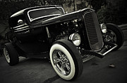 Classic Ford Posters - Deuce Coupe Poster by Merrick Imagery