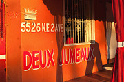 Haitian Photos - Deux Jumeaux by Deborah Gray Mitchell