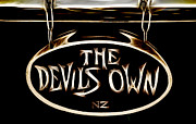 Kustom Prints - Devils Own Print by Phil