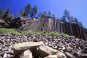 Devils Postpile Photos - Devils Postpile by Paul W Faust -  Impressions of Light