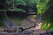 Shades State Park Prints - Devils Punch Bowl Print by Family Four Photo