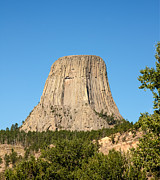 Adventure Photos - Devils Tower by John Bailey
