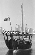 Paul Cowan - Dhow in Doha