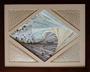 Artisan Made Framed Prints - Diamonds are Forever Framed Print by Ron Davidson