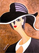 Modigliani Originals - Diana by Bisai Ya
