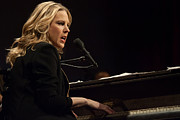 Perform Art - Diana Krall - 13  by Mark Spowart