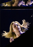 Jazz Pianist Photos - Diana Krall by Rafa Rivas