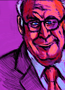 Dick Cheney Originals - Dick Cheney by Mike Miller
