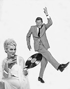 Van Dyke Posters - Dick Van Dyke Poster by Day Dreams Day Dreams