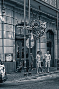 St Charles Avenue Photos - Dickie Brennans Bourbon House by Sennie Pierson