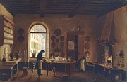 Italian Kitchen Posters - Digerini Antonio, The Kitchen Poster by Everett
