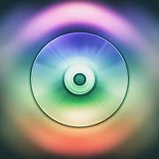 Digital Eye Print by Wim Lanclus