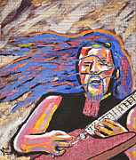 Heavy Metal Paintings - Dimebag by John Hooser