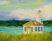 Rebecca Prough - Dimick Lighthouse