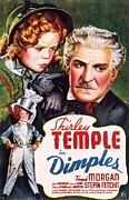 Shirley Temple Posters - Dimples Poster by Movie Poster Prints