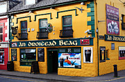 Public House Prints - Dingle County Kerry Ireland Print by Aidan Moran