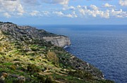 Stephan Grixti - Dingli Cliffs - Landscape