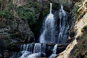 Dingmans Falls Photos - Dingmans Falls 2 by Living Color Photography Lorraine Lynch