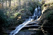 Dingmans Falls Photos - Dingmans Falls by Living Color Photography Lorraine Lynch