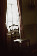 Interior Still Life Prints - Dining Room Window Print by Margie Hurwich