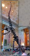 Gregory Dyer - Dinosaur in New York