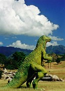 John Malone - Dinosaur Sculpture Two