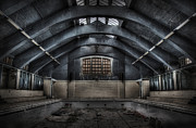 Bath-house Photos - Dip into Decay by Jason Green