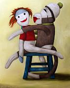 Leah Saulnier The Painting Maniac - Dirty Socks 5