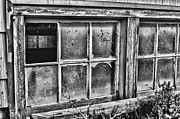 Ron Roberts Photography Prints - Dirty Windows Print by Ron Roberts