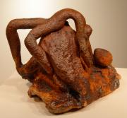 Clay Ceramics Originals - Discomfort by Corina Bishop