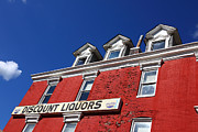 James Brunker - Discount Liquor Store