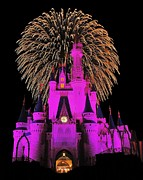 Magic Kingdom Photos - Disney Magic by Benjamin Yeager