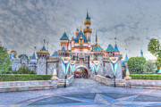 Disneyland Photos - Disney Magic by Heidi Smith