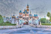 Disney Magic Print by Heidi Smith