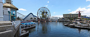California Art - Disneyland Park Anaheim - 121252 by DC Photographer