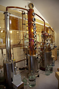 Mechanism Photo Originals - Distillery by Graham Foulkes