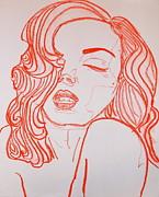 Dita Print by C Alexia