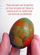 Divine Surprise Print by Ausra Paulauskaite