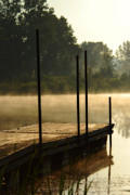 Kimberleigh Ladd - Dock in the mist