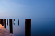 Gary Wightman - Dock of the Morning